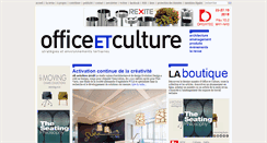 Preview of office-et-culture.fr
