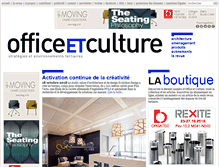 Tablet Preview of office-et-culture.fr